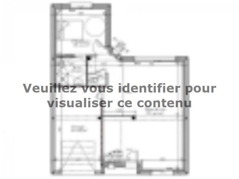Plan de maison AVANT PROJET ROEZE - ETAGE - 4 chambres : Vignette 1