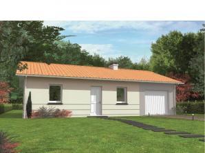 Avant-projet ALLONNES - 67 m2 - 2 Chambres