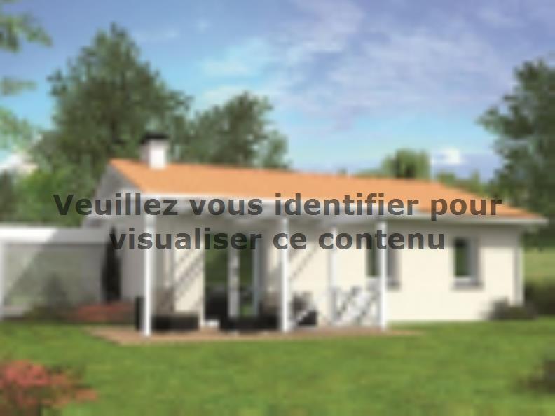 Modèle de maison Avant-projet CHANGE - 69 m2 - 3 Chambres : Vignette 2