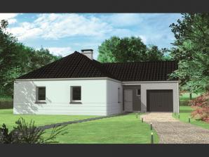 Avant-projet CHEMIRE LE GAUDIN - 89 m2 - 3 Chambre