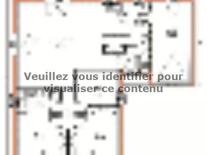 Plan de maison Avant-projet CHEMIRE LE GAUDIN - 89 m2 - 3 Chambre 3 chambres  : Photo 1