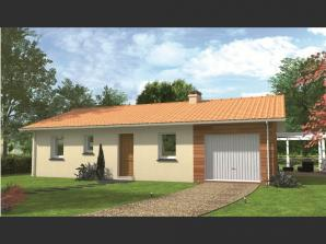 Avant-projet GUECELARD - 91 m2 - 4 Chambres