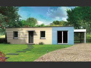 Avant-projet LA BAZOGE - 84 m² - 3 Chambres