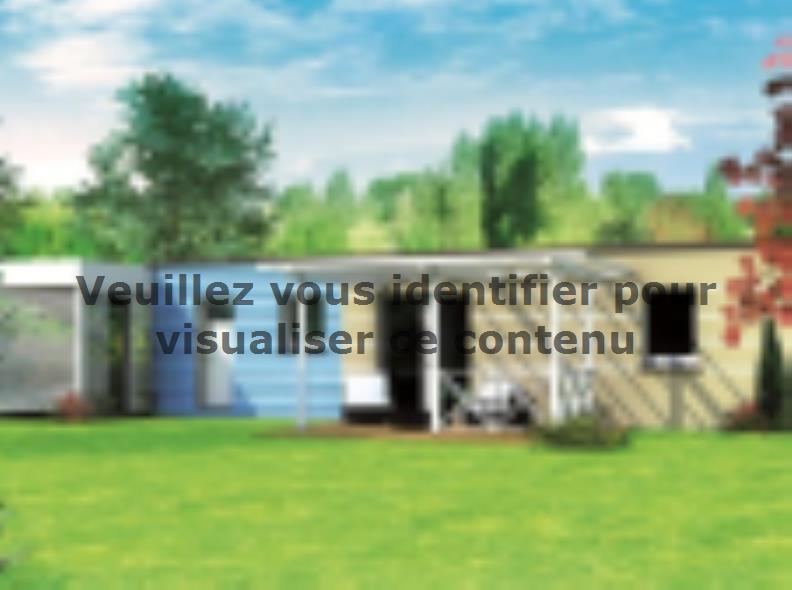 Modèle de maison Avant-projet LA BAZOGE - 84 m² - 3 Chambres : Vignette 2