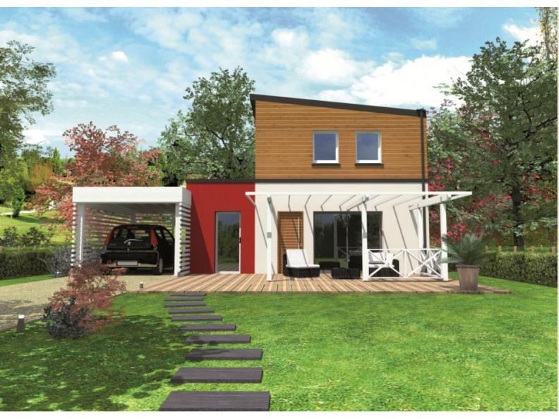 Modèle de maison Avant-projet LA CHAPELLE SAINT AUBIN - 76 m2 - 3 C : Vignette 1