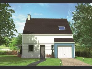 Avant-projet LA FLECHE - 92 m2 - 3 Chambres