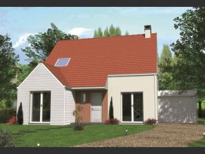 Avant-projet LA MILESSE - 92m2 - 4 Chambres