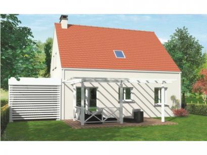 Modèle de maison Avant-projet LA MILESSE - 92m2 - 4 Chambres 4 chambres  : Photo 2