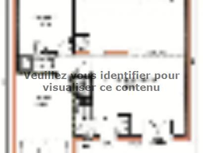 Plan de maison Avant-projet LA MILESSE - 92m2 - 4 Chambres 4 chambres  : Photo 1