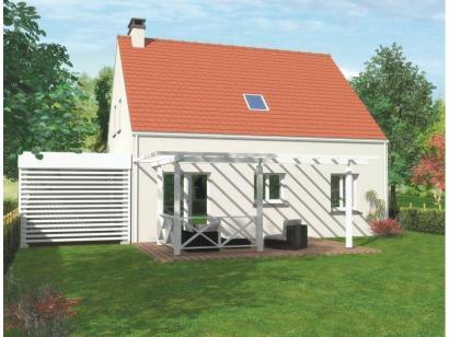 Modèle de maison Avant-projet ROUILLON - 107m2 - 4 chambres 4 chambres  : Photo 2