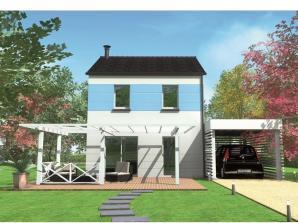 Avant-projet RUAUDIN - 75 m2 - 3 Chambres