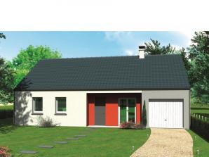 Avant-projet SABLE SUR SARTHE - 87 m2 - 4 Chambres