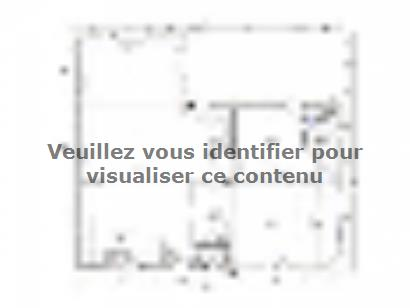 Plan de maison MILLEPERTUIS C2G-142 4 chambres  : Photo 1
