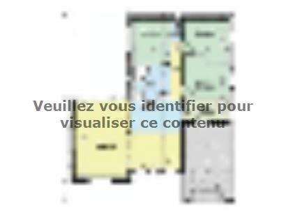 Plan de maison AVANT PROJET Fillé - 90 m² - 3 chambres 3 chambres  : Photo 1