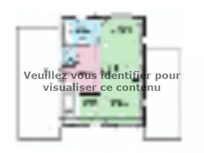 Plan de maison AVANT PROJET Lemans - 120 m² - 3 chambres 3 chambres  : Photo 2