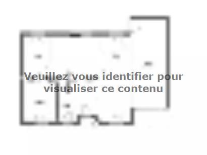 Plan de maison AVANT PROJET LUCEAU - 70 m² - 2 chambres 2 chambres  : Photo 1