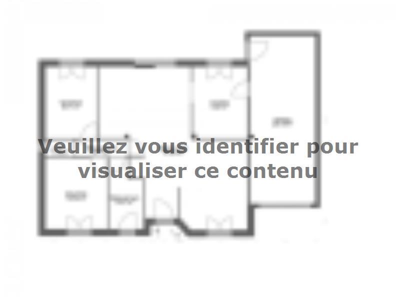 Plan de maison AVANT PROJET LUCEAU - 70 m² - 2 chambres : Vignette 1