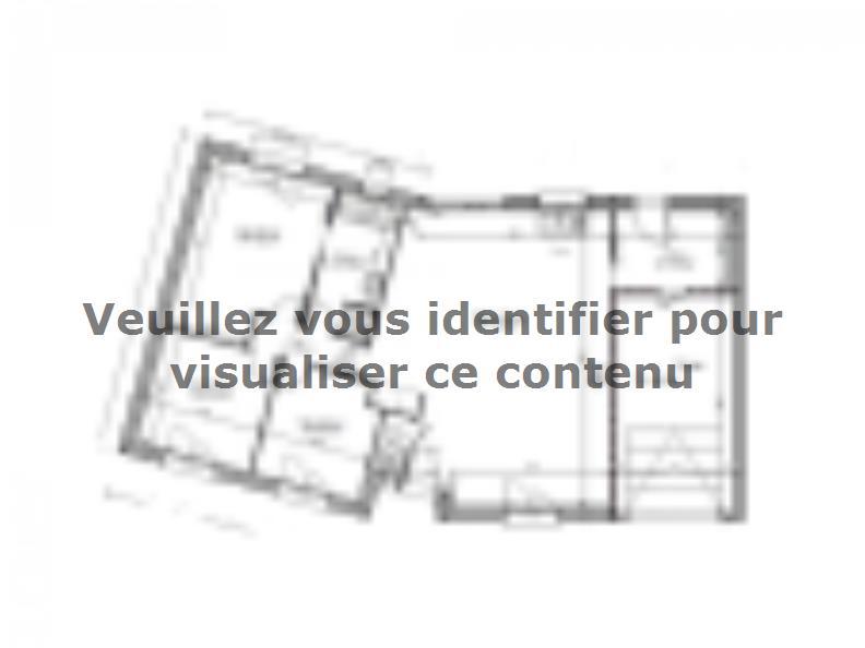 Plan de maison AVANT PROJET SAINMARS - PP - 88 m² - 3 chambres : Vignette 1