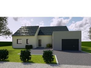 AVANT PROJET SAINT PAVACE - 100 m² - 3 chambres
