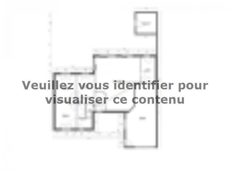 Plan de maison AVANT PROJET SAINT PAVACE - 100 m² - 3 chambres : Vignette 1