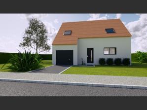 AVANT PROJET SARGE - Etage - 91 m² - 3 ch