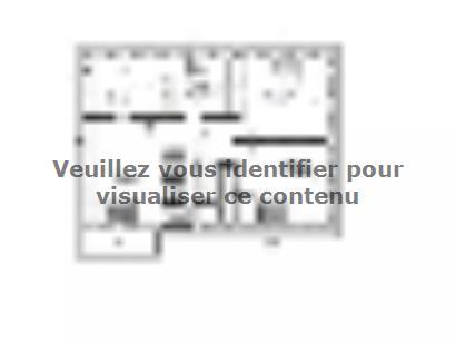 Plan de maison AVANT PROJET SARGE - Etage - 91 m² - 3 ch 3 chambres  : Photo 2