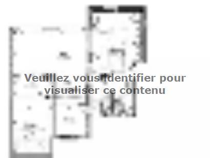Plan de maison AVANT PROJET VAAS - 103 M²  - 2 chambres et 1 bure 3 chambres  : Photo 1
