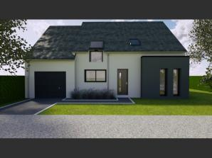 Avant-projet Fay - 105 m² - 4 chambres