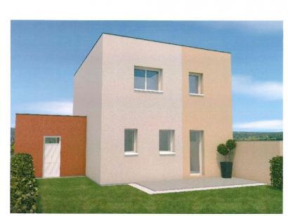 Modèle de maison AVANT PROJET ZAC CARTOUCHERIE LE MANS - lot 103 - 3 chambres  : Photo 2
