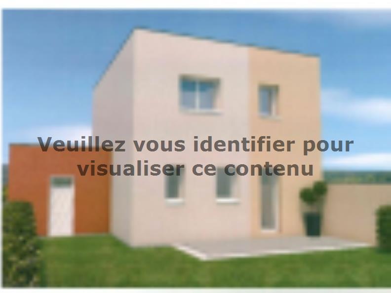 Modèle de maison AVANT PROJET ZAC CARTOUCHERIE LE MANS - lot 103 - : Vignette 2