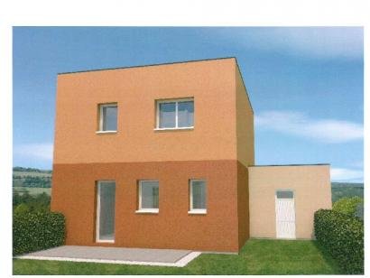 Modèle de maison AVANT PROJET ZAC CARTOUCHERIE LE MANS - Lot 104 - 3 chambres  : Photo 1