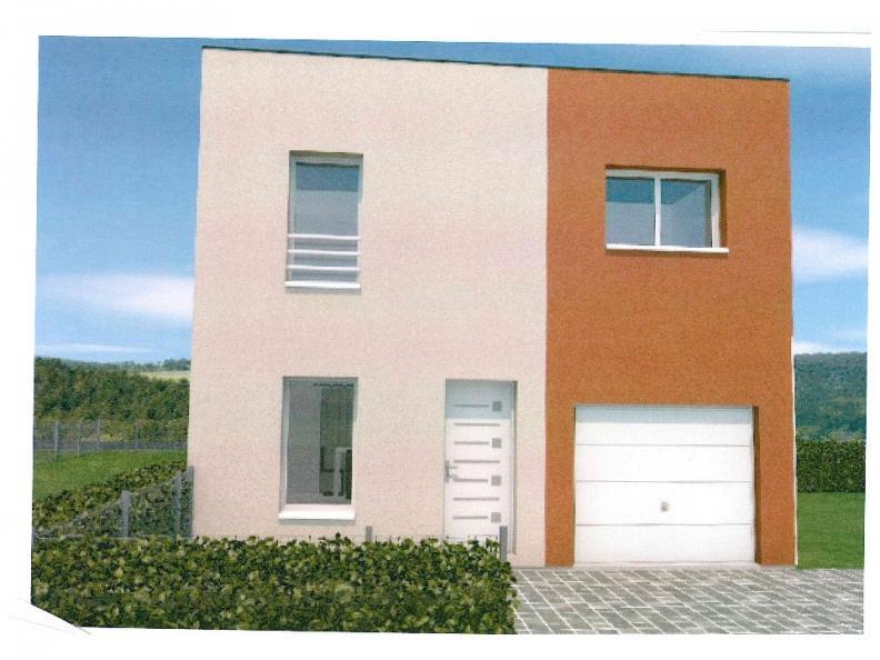 Modèle de maison AVANT PROJET ZAC CARTOUCHERIE LE MANS - Lot 137 - : Vignette 1