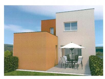 Modèle de maison AVANT PROJET ZAC CARTOUCHERIE LE MANS - Lot 137 - 3 chambres  : Photo 2
