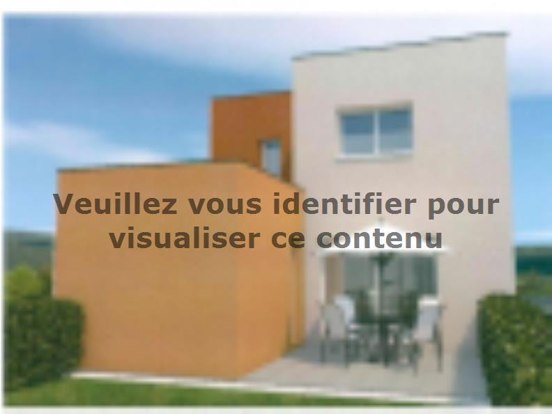 Modèle de maison AVANT PROJET ZAC CARTOUCHERIE LE MANS - Lot 137 - : Vignette 2