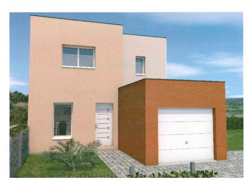 Modèle de maison AVANT PROJET ZAC CARTOUCHERIE LE MANS Lot 139 - 90 : Vignette 1
