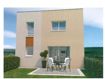 Modèle de maison AVANT PROJET ZAC CARTOUCHERIE LE MANS Lot 139 - 90 3 chambres  : Photo 2