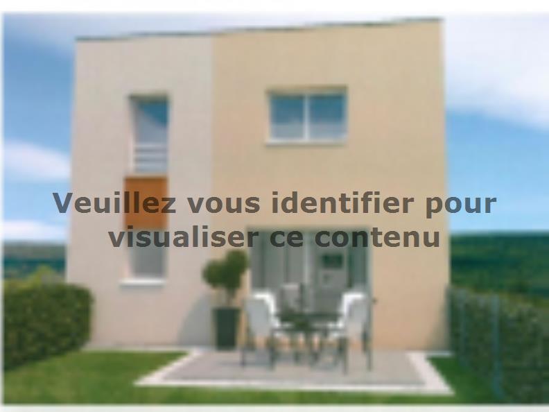 Modèle de maison AVANT PROJET ZAC CARTOUCHERIE LE MANS Lot 139 - 90 : Vignette 2