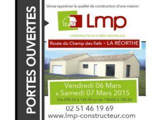 LMP maison en porte ouverte