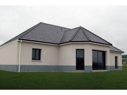 Modèle de maison ETG_BW_GI_CA_110m2_3ch_P13345 3 chambres  : Photo 2