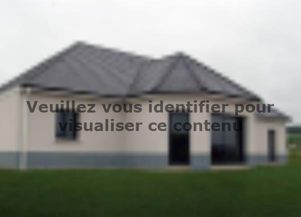 Modèle de maison ETG_BW_GI_CA_110m2_3ch_P13345 : Vignette 2