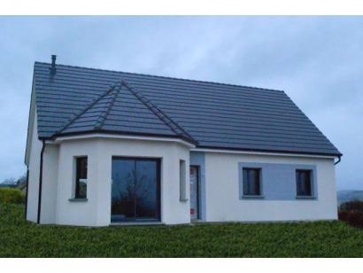 Modèle de maison ETG_BW_SG_CA_91m2_2ch_P14238 2 chambres  : Photo 1
