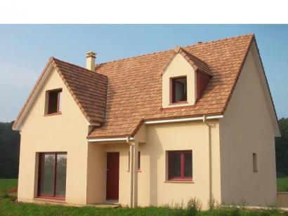 Modèle de maison ETG_L_SS_125m2_4ch_P13225 4 chambres  : Photo 1
