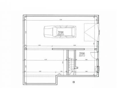 Plan de maison ETG_L_SS_125m2_4ch_P13225 4 chambres  : Photo 2