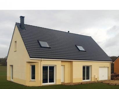 Modèle de maison ETG_R_CA_GI_73m2_1ch_P13310 1 chambre  : Photo 1