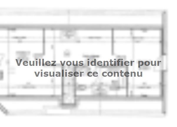 Plan de maison ETG_R_GI_113m2_3ch_P13528 : Vignette 2