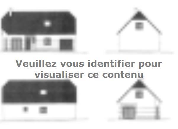 Plan de maison ETG_R_GI_113m2_3ch_P13528 : Vignette 3