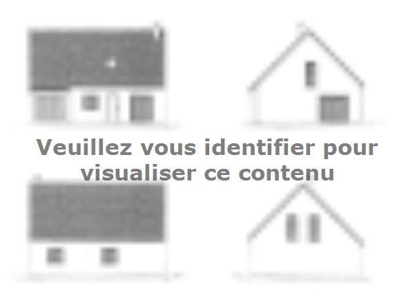 Plan de maison ETG_R_GI_98m2_4ch_P13241 : Vignette 3