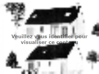 Plan de maison ETG_R_GI_CA_61m2_1ch_P14082 1 chambre  : Photo 2