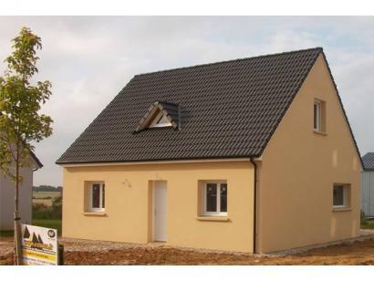 Modèle de maison ETG_R_SG_86m2_3ch_P13141 3 chambres  : Photo 1