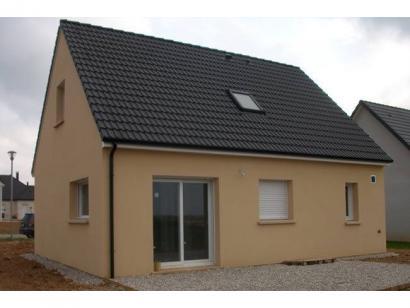 Modèle de maison ETG_R_SG_86m2_3ch_P13141 3 chambres  : Photo 2